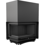Oliwia-18-l-bs-g- fireplace insert
